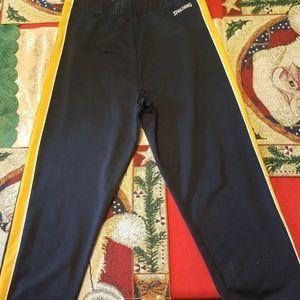 Woman's Spalding Activewear Pants Large